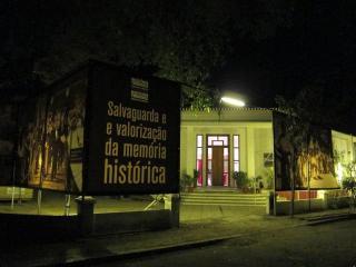 Arquivo & Museu da Resistência Timorense, atau dalam bahasa Inggris Timorese Resistance Archive & Museum. (Foto: Blogspot.com)